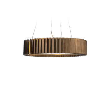 WOODLED ROTOR Chandelier M